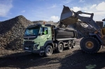 Выпуск новых альтернативных опций для строительных грузовиков фирмы Volvo