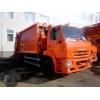 Мусоровоз МС-25К на шасси КАМАЗ-65115-А4