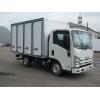 Новый фургон ISUZU NLR 85 (для перевозки хлеба)